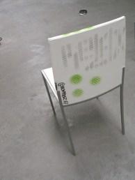 Designstuhl 2007, Privatsammlung / design chair 2007, private property