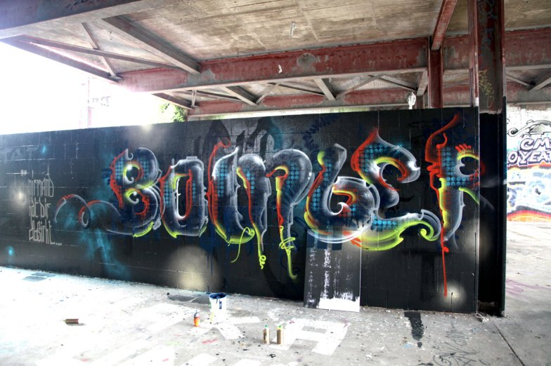 BOMBERLIN, Teufelsberg