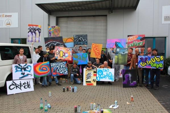 GraffitiCanvases