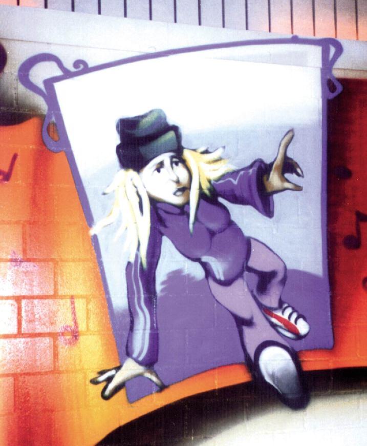 B-Girl & B-Boy Trainingsraum CH 1997