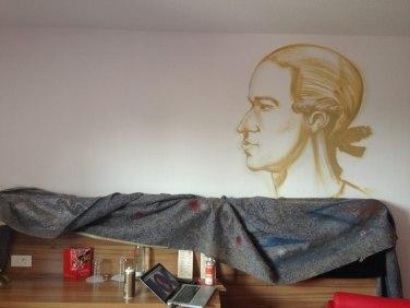 Der junge Goethe, Michel Hotel Wetzlar, 2015