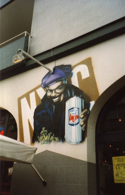 NYC for Schüler, Presinger, Nierhaus, Frankfurt-Sachsenhausen 1998