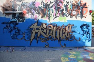 vive la France, Style 2013