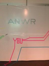 ANWR & you ANWR Tape Art @ ANWR Zukunftsforum 2018
