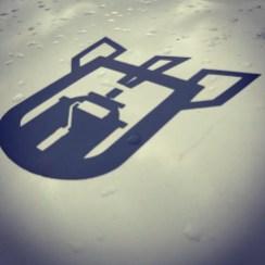 Bomber Bulli Logo © Musti Enzmann
