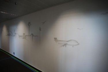 Inno.Hub 2.0 Fraport 2019: Flur Airport