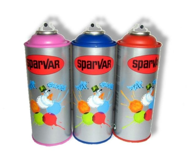 Sparvar Graffiti-Art Oldschool 400ml