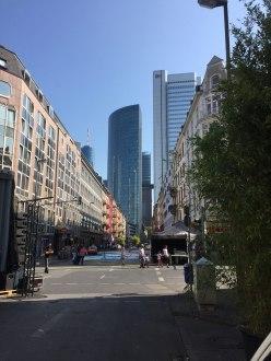 Taunusstraße Frankfurt am Meer
