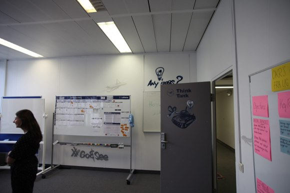 Lufthansa Meeting room Terminal 1