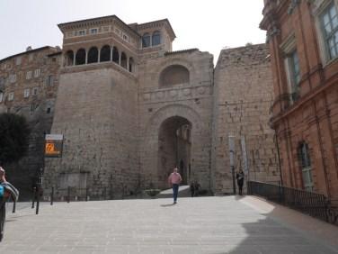 Etruscian portal, Perugia 2018 © Ulf Bankowsky
