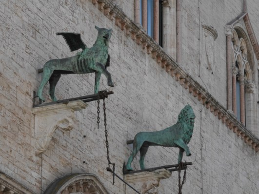 Grifo & Lion Perugia 2018 © Ulf Bankowsky