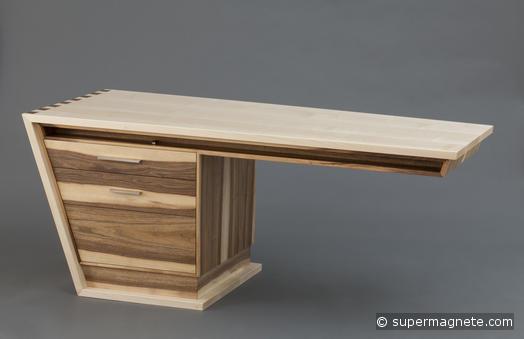 Möbel Design: Möbel und Magnet II