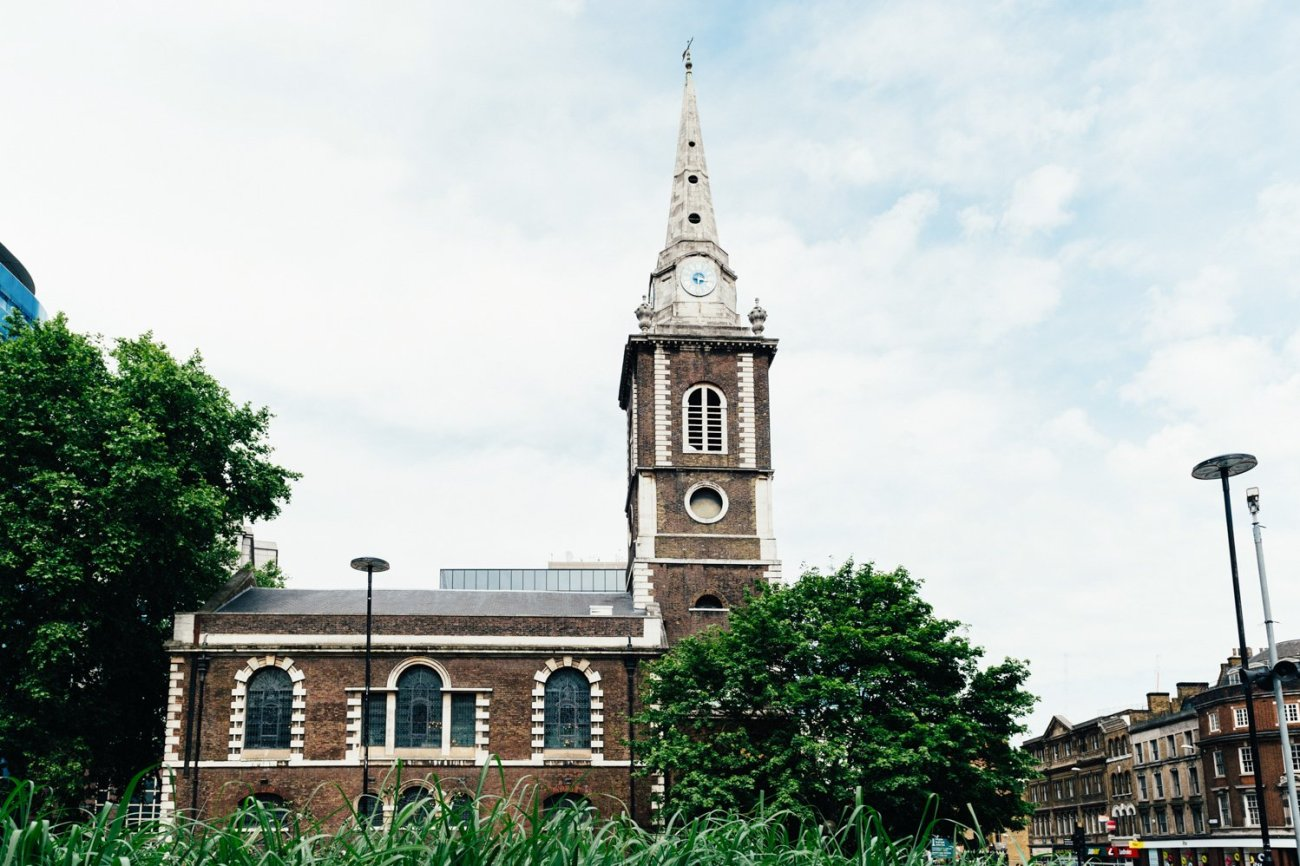 St Botolph Without Aldgate Church