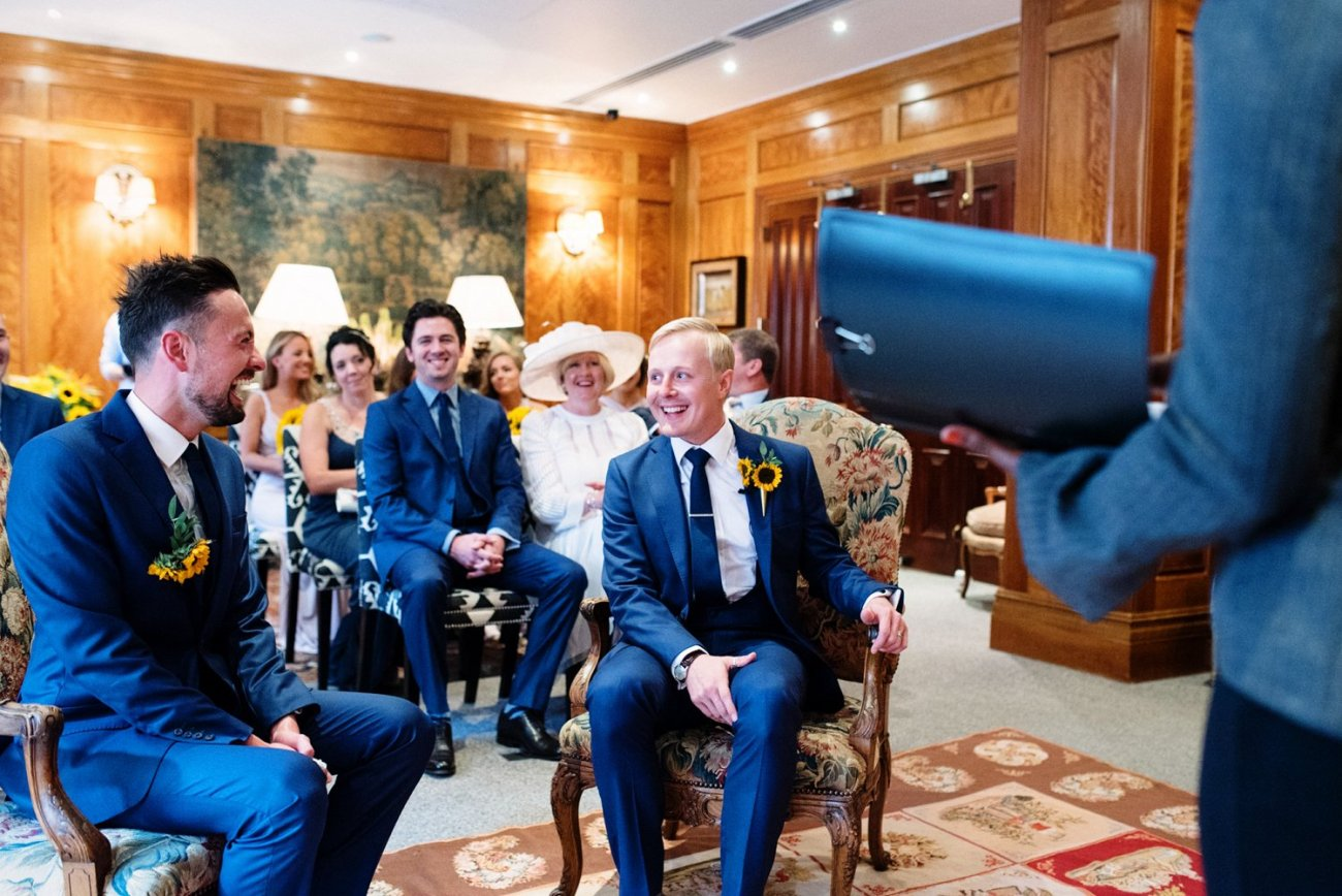 Happenstance and Covent Garden Hotel Wedding Photography-16