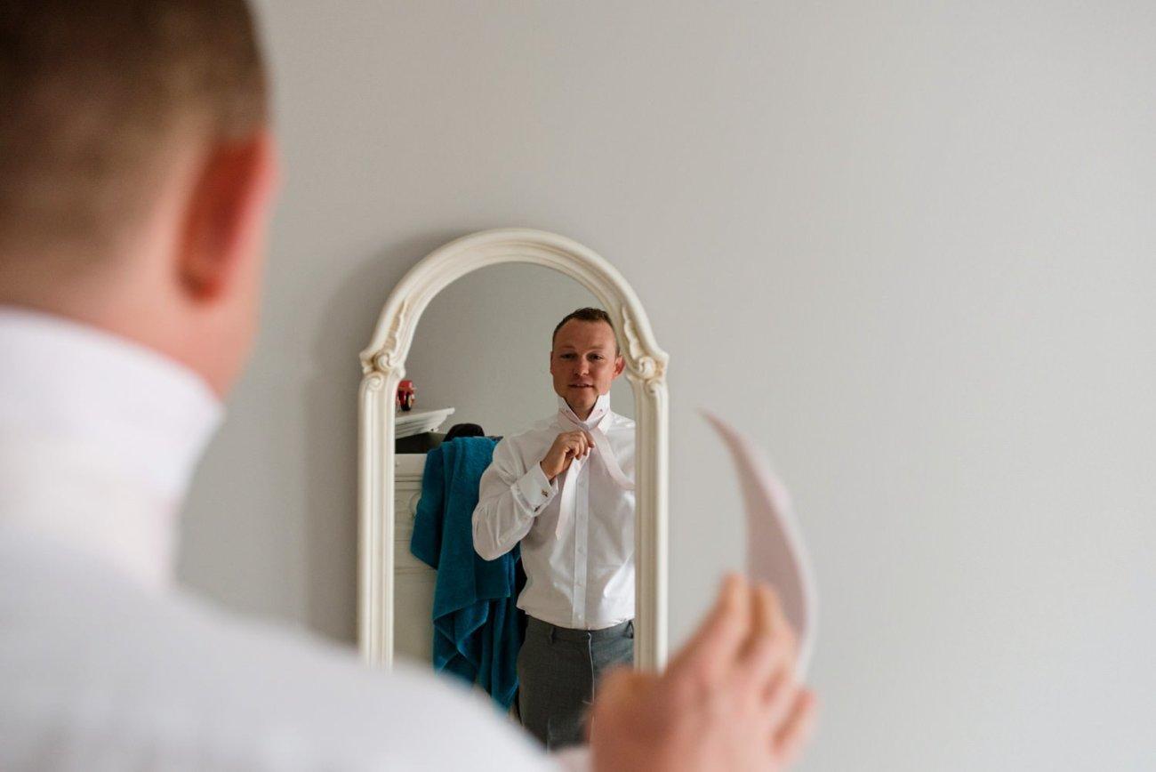 Paul Smith groom pre-wedding documentary photography Devon