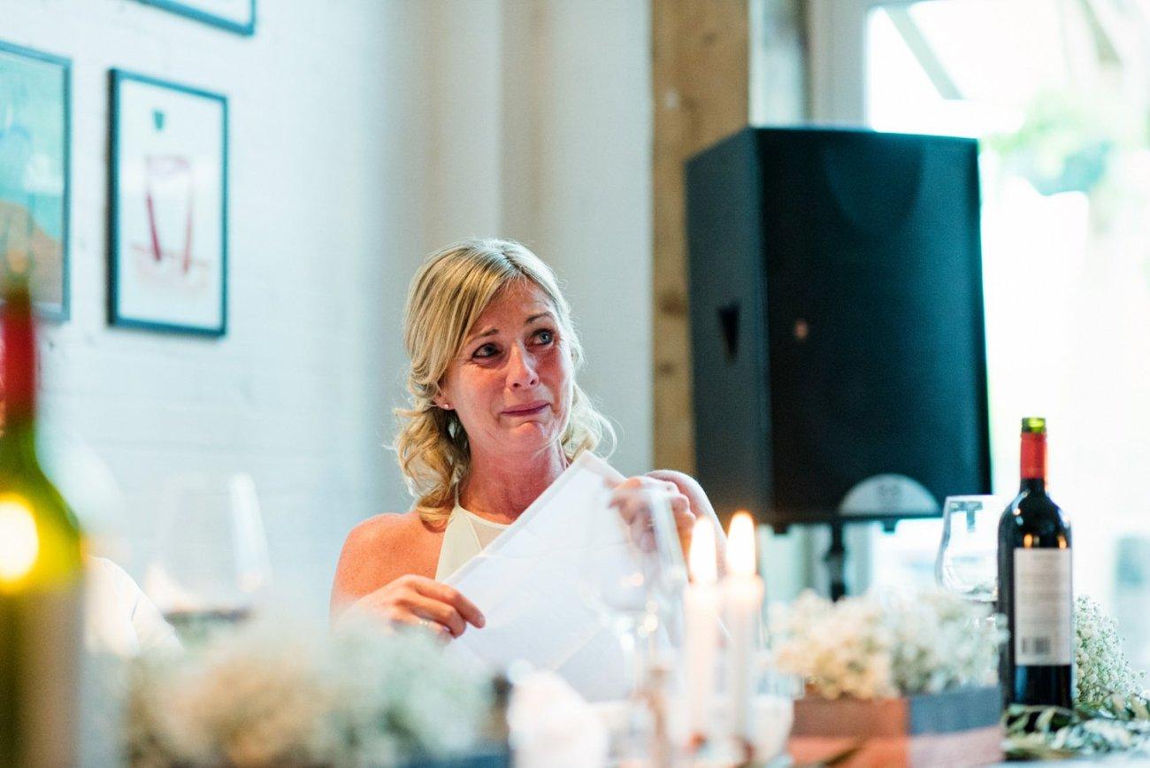 Emotional wedding photography London