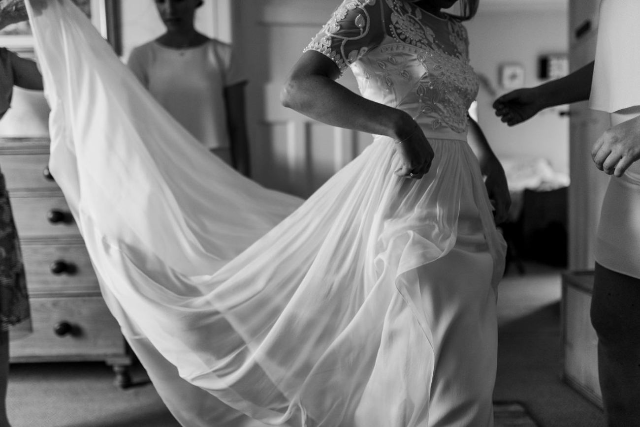 documentary wedding photographer bristol paintworks wedding photographer