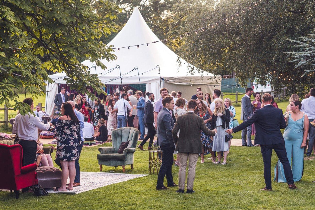 Sussex wedding at ridge farm