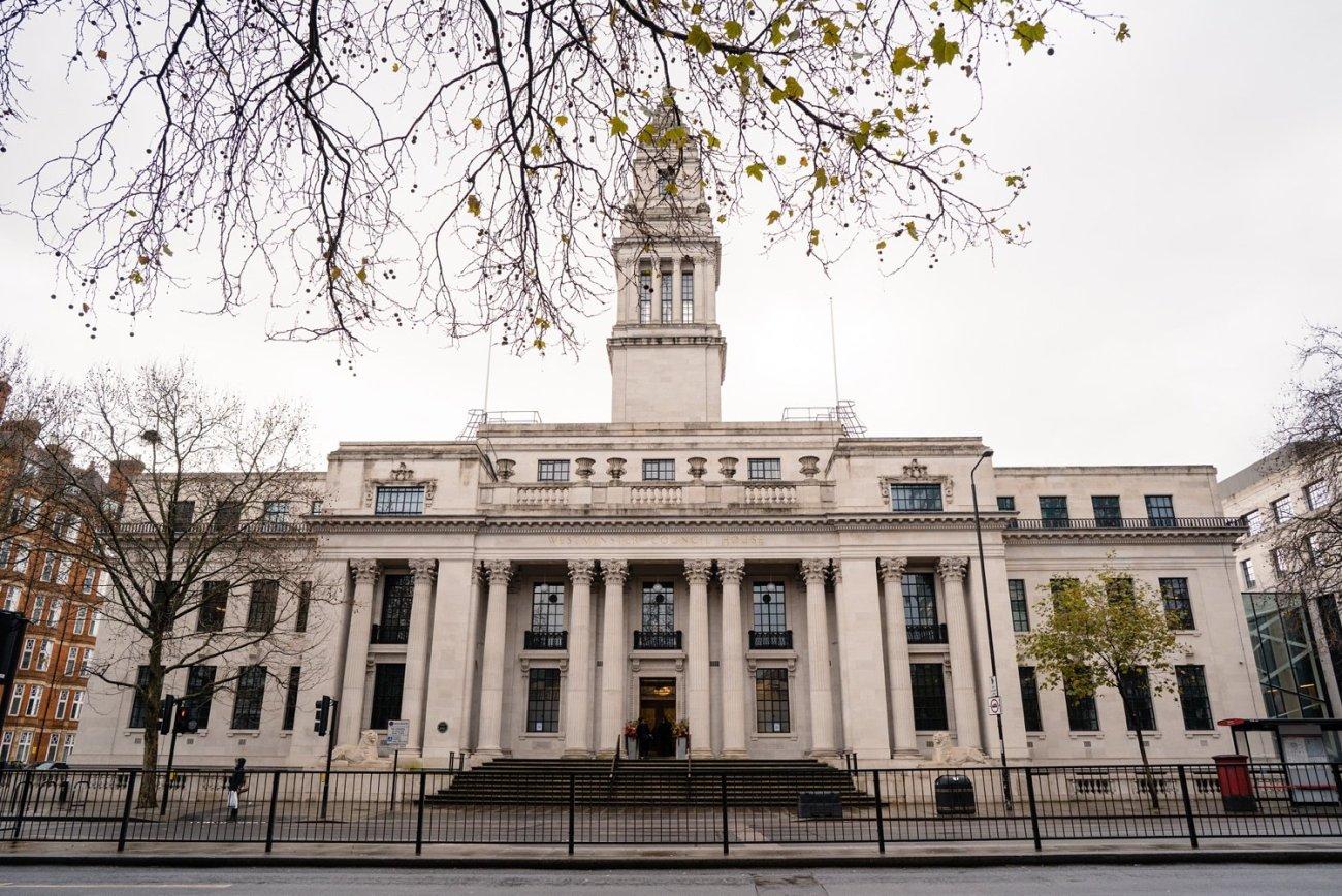 Old Marylebone Town Hall Wedding Venue