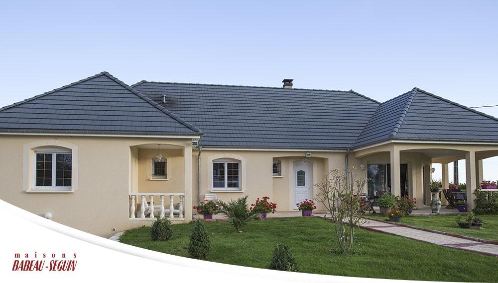 Plan Maison Sur Sous Sol Finest Vente Modele Rve D With