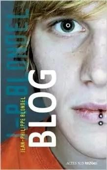Blog Couverture du livre