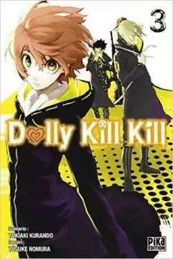 Dolly Kill Kill, tome 3 par Kurando