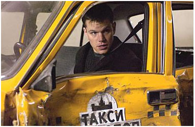 "Source – ""The Bourne Supremacy,"" Universal Pictures ""It's not a mistake. They don't make mistakes. They don't do random. There's always an objective. Always a target."" – Nicky – ""The Bourne Supremacy"" (2004)"