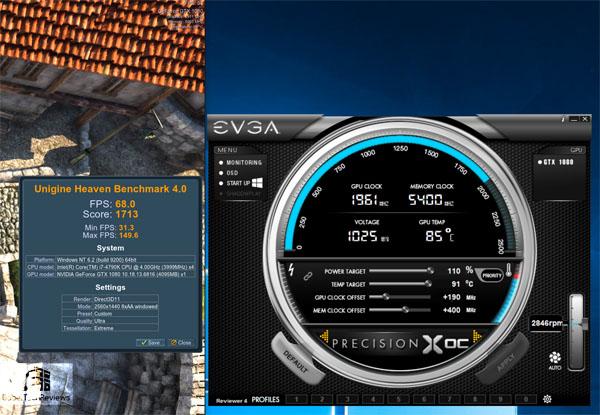 The EVGA GTX 1080 FTW vs  the Founder's Edition & vs  the Fury X