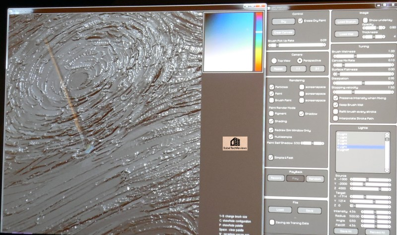 This new alpha tool by Adobe can even simulate the viscosity of oil painting.