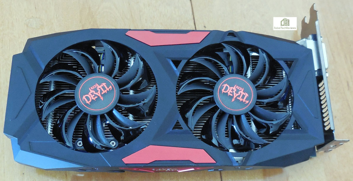Overclocking the PowerColor Red Devil RX 470 - BabelTechReviews