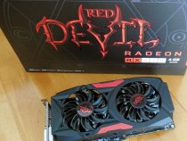 The PowerColor Red Devil RX 470 4GB arrives!