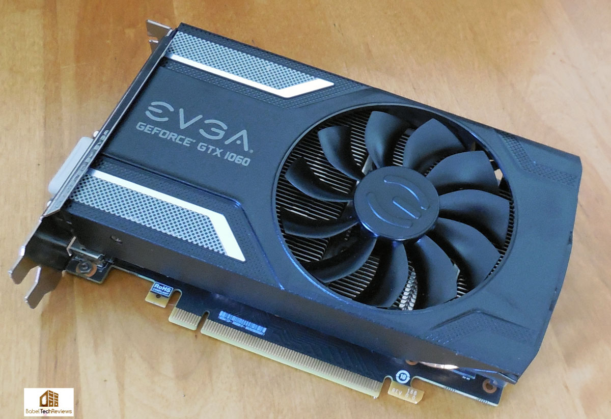 The EVGA GTX 1060 SC vs  the Founders Edition & vs  the RX