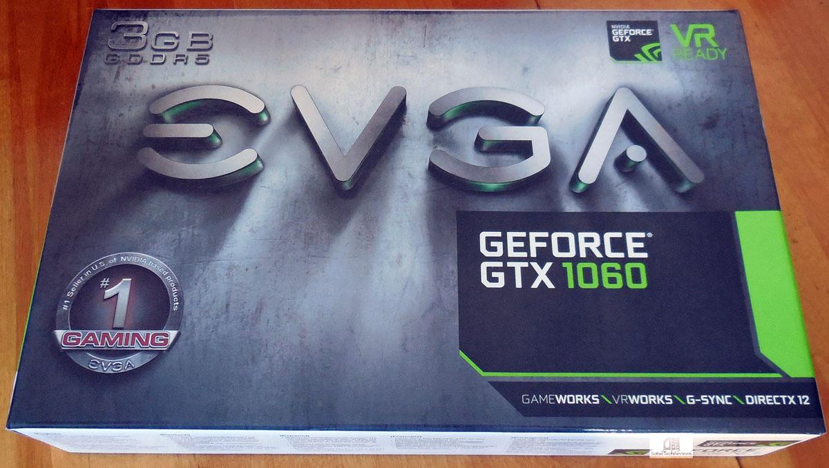 The EVGA GTX 1060 3GB vs  the Red Devil RX 470 - Page 2 of 6
