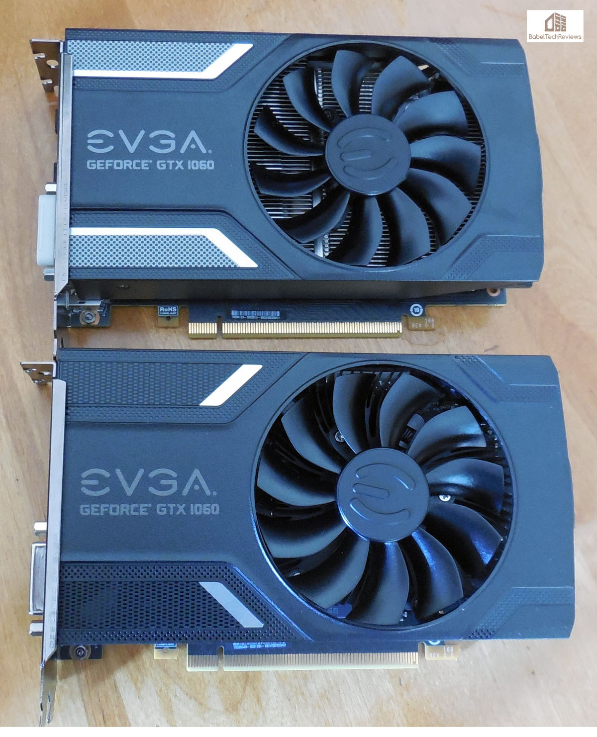 The EVGA GTX 1060 3GB vs  the Red Devil RX 470 - BabelTechReviews