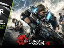 Nvidia is Giving Away Gears of War 4 keys to lucky GeForce Experience Gamers