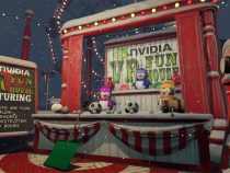 VR Funhouse Adds Steam Achievements & Holiday Mods