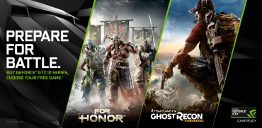 "New NVIDIA ""Prepare For Battle"" Bundle"