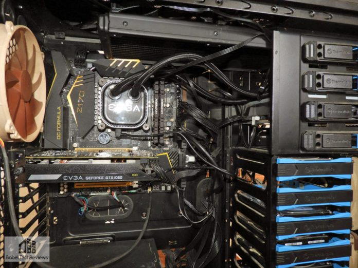The EVGA Closed Loop CPU Cooler (CLC) 280 Review - Page 2 of