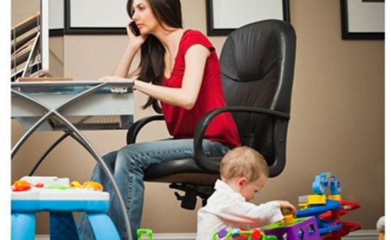 Millenial Mom a Major Contributor