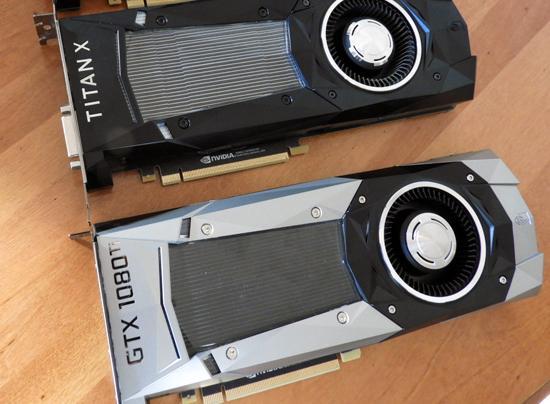 The GTX 1080 Ti vs  The TITAN XP Overclocking Showdown