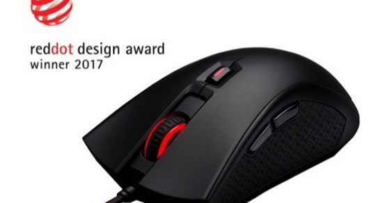 HyperX Releases the Pulsefire FPS Gaming Mouse