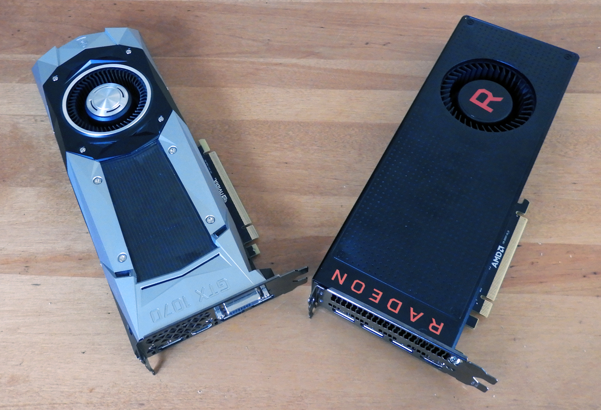 RX Vega 56 showdown versus GTX 1070 FE in 28 games