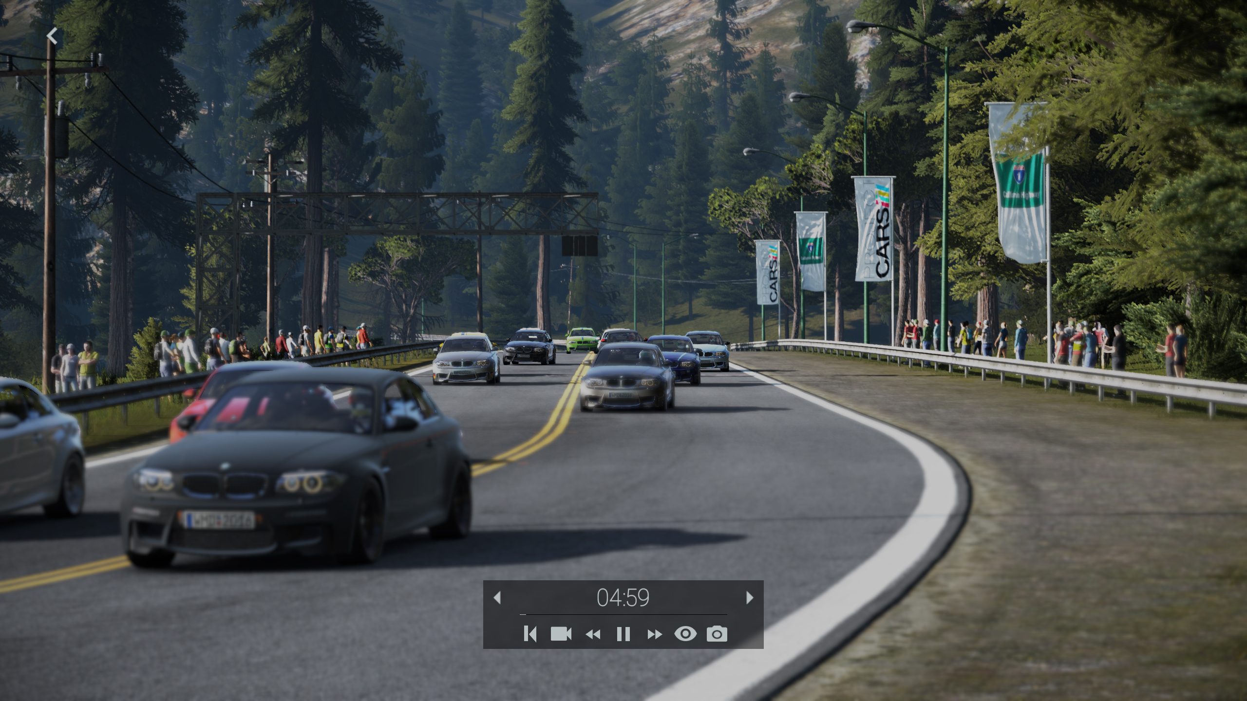 Project CARS 2 PC and VR performance evaluation red vs green