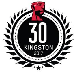 Happy 30th Birthday to Kingston!