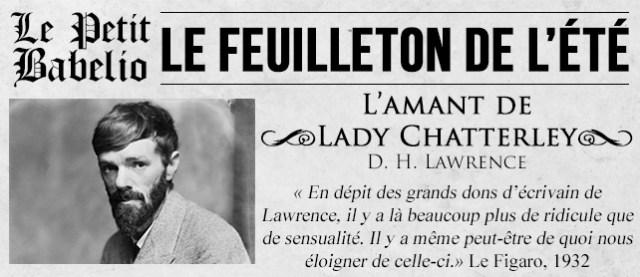 le feuilleton de l'été_l'amant de lady chatterley