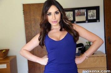 Property Sex Christina Cinn Intruder Alert
