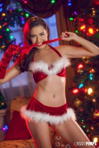 Melissa Moore Brings Holiday Joy