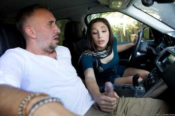 Abella Danger The Housewife & The Hitchhiker