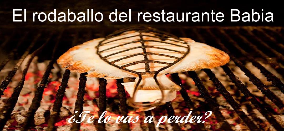 El rodaballo de Restaurante Babia. ¿Te lo vas a perder?