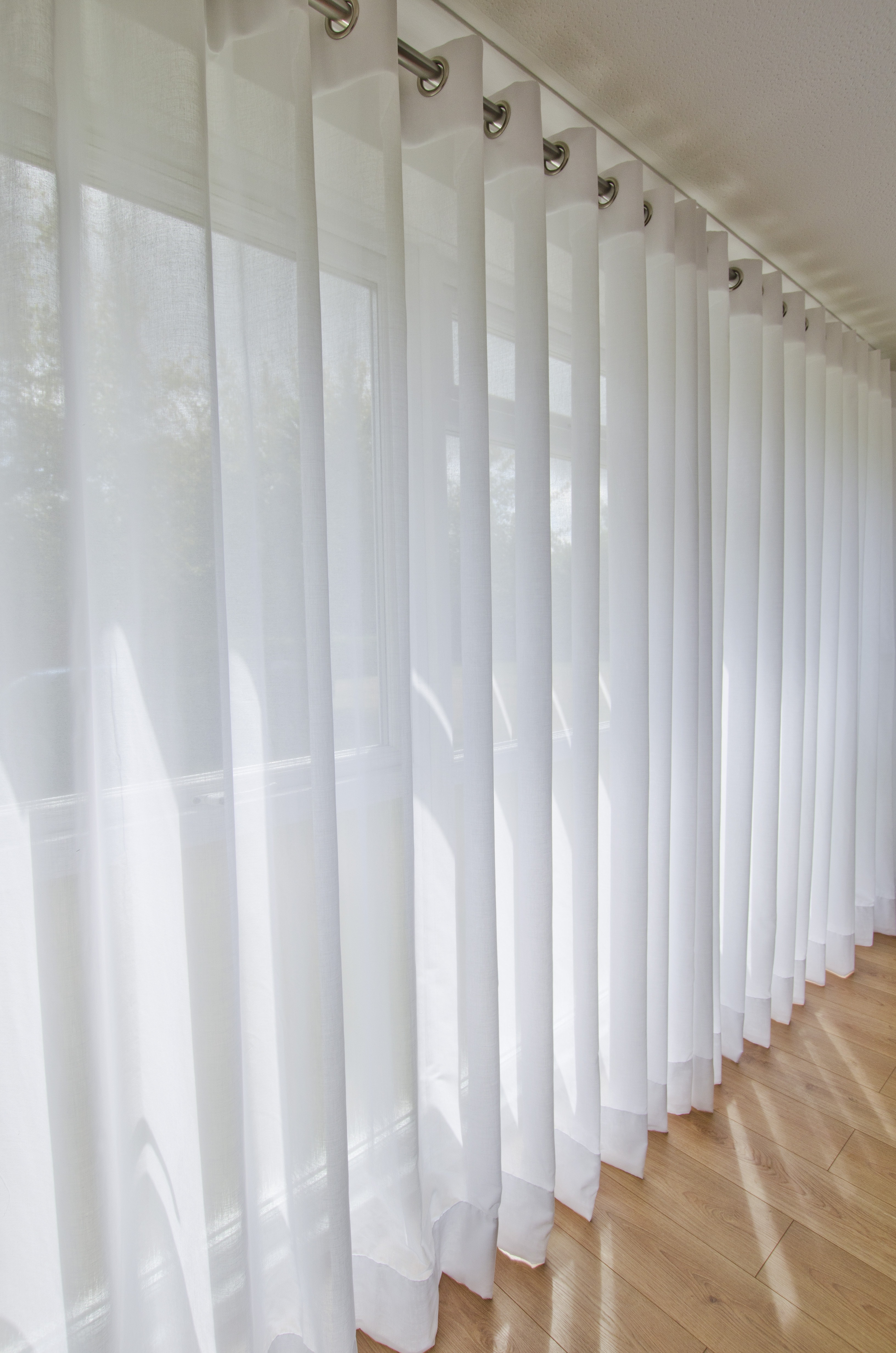 Custom made curtains  See our gallery of popular curtain